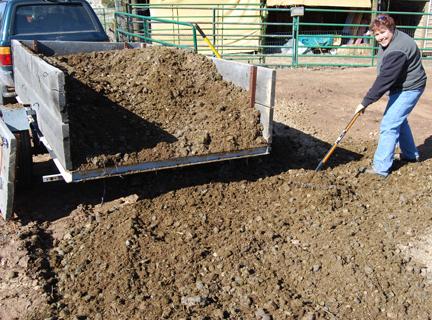 Soil preparation giantveggiegardener for Preparation of soil