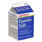 Epsom salt apotek