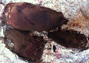 craupadine beet cooked