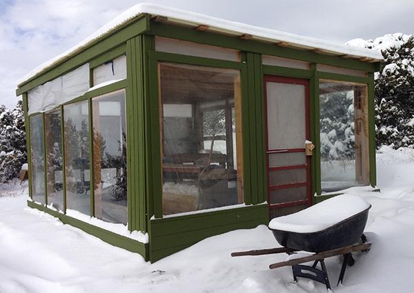 final greenhouse