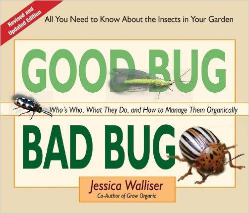 Good Bug Bad Bug book